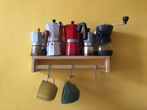 【エコ】なコーヒーメーカー【マキネッタ】おすすめのサイズと使い方