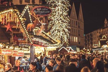どうなるドイツのクリスマス?【クリスマスマーケット】にはどんなお店や食べ物がある?